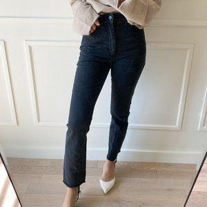 Rebecca Taylor Cigarette Skinny Jeans - 25